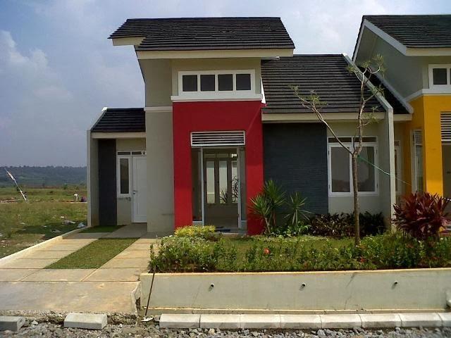 warna cat rumah minimalis luar dan dalam Disain Rumah Mewah